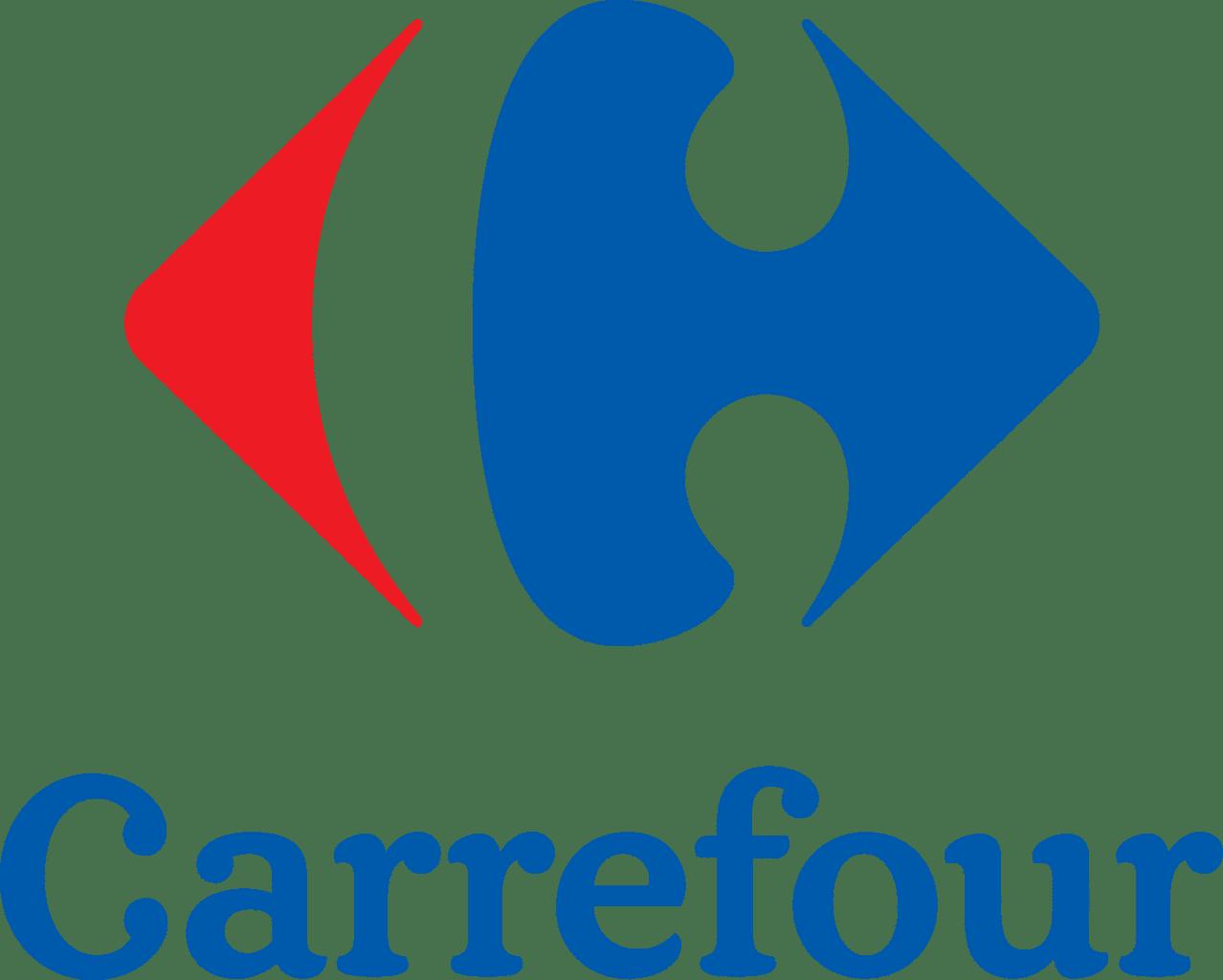 Enseigne Carrefour