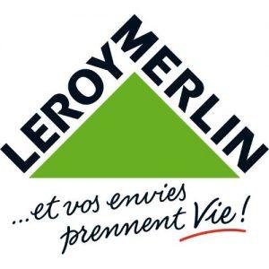 Enseigne Leroy Merlin