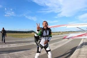 Moniteur de parachutisme au Luc en Provence dans le Var