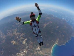 Ecole parachutisme Newton