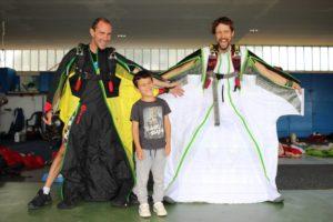 Ecole parachutisme Newton Experience