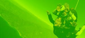 Saut en parachute PACA et Var