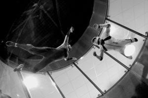Simulateur chute libre PACA