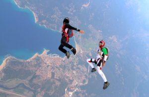 Formation parachutisme en Corse