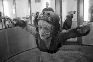 Parachutisme comité d'entreprise en PACA