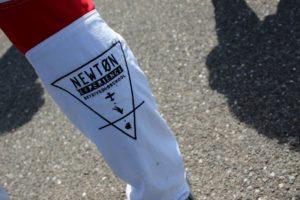 Logo Newton Saut en parachute pour les mentions Legales