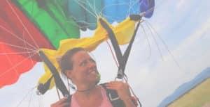 Saut en parachute EVJF PACA