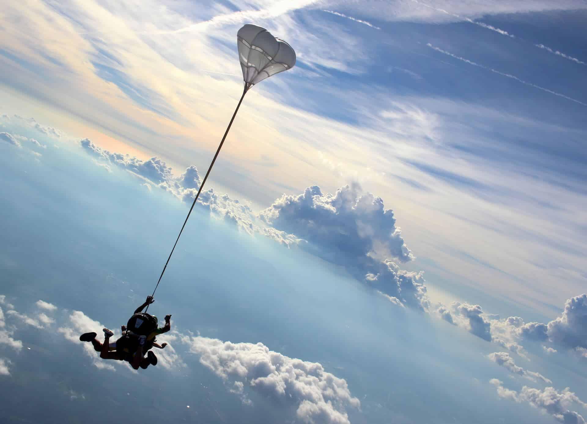 Infos et conseils pour le saut en parachute