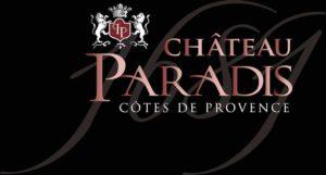 Logo du Château Paradis